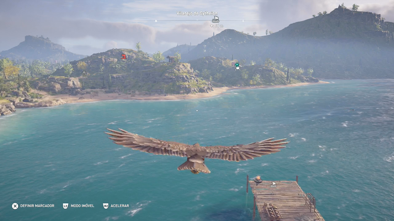 Assassin's Creed Odyssey - ikarus upando a vida