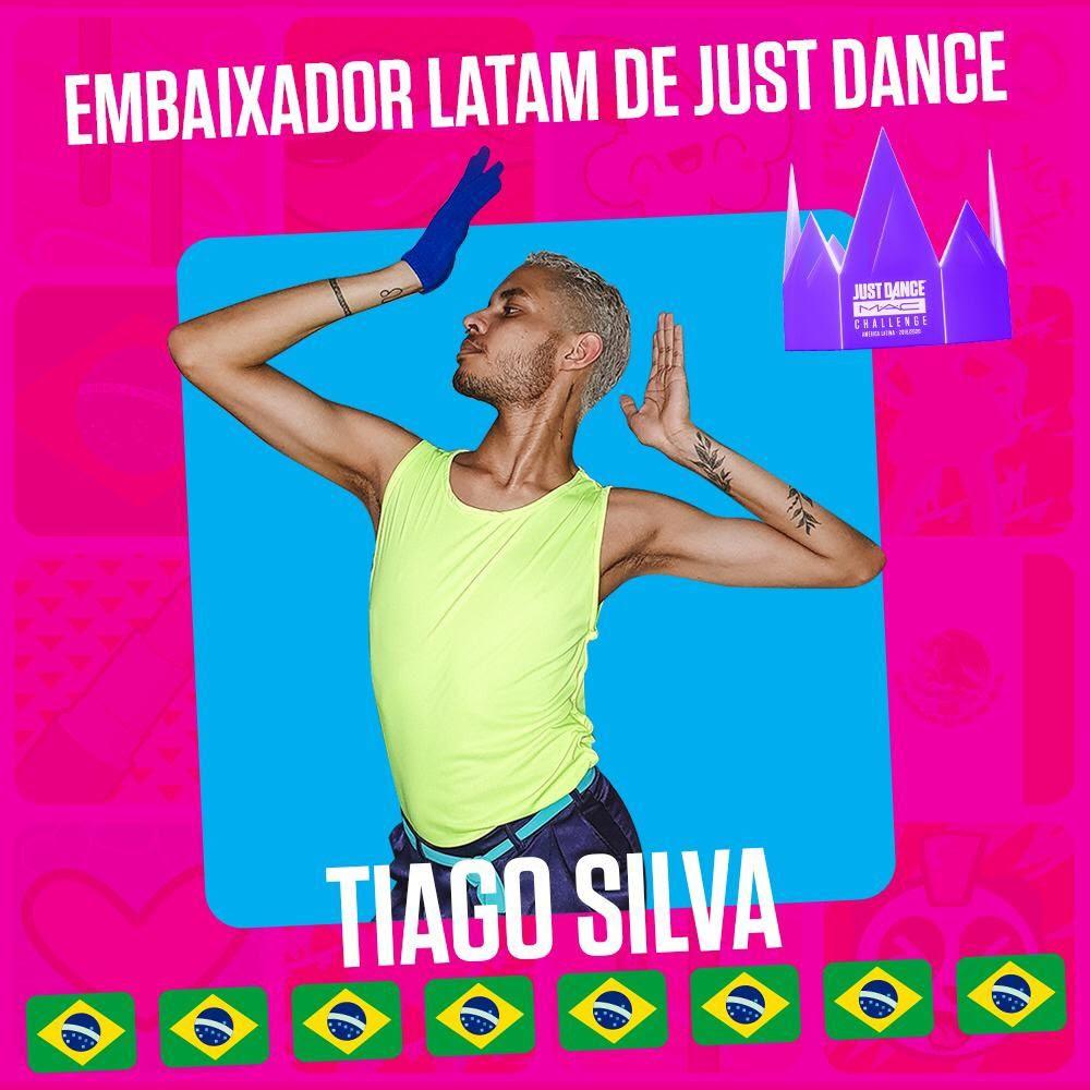 Just Dance M.A.C Challenge tiago oliveira