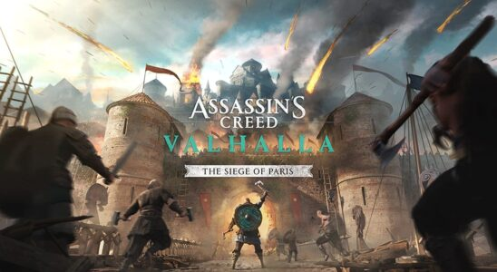 assassins creed valhalla siege of paris