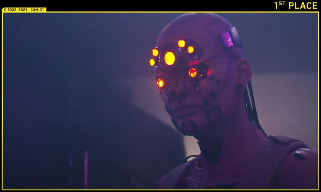 cyberpunk 2077 Primeiro lugar Tingilya, Alemanha como Dum Dum