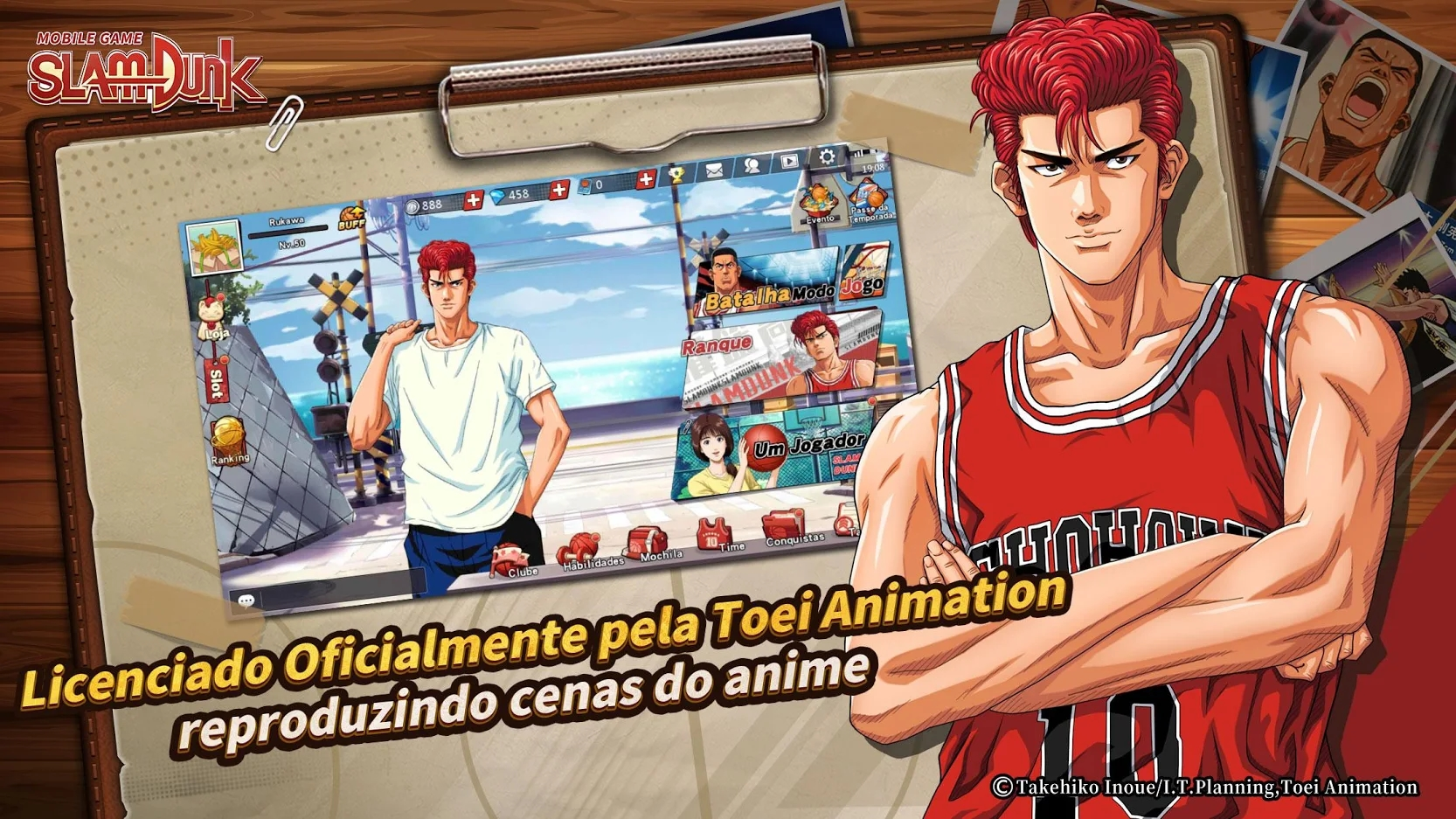 slam dunk ios android game mobile