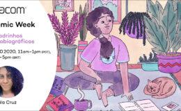 wacom comic week lila cruz