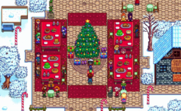 stardew valley natal amigo secreto