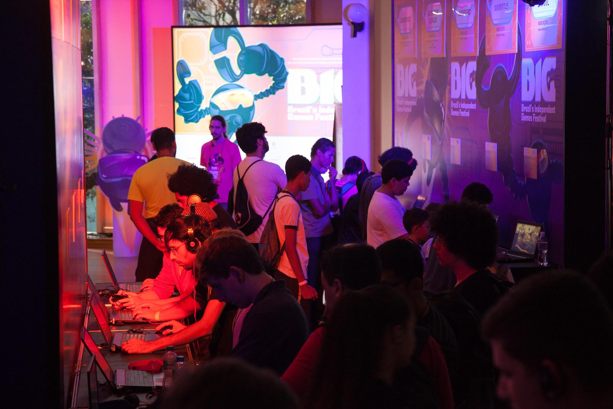 big festival xbox supercell riot 9 edicao