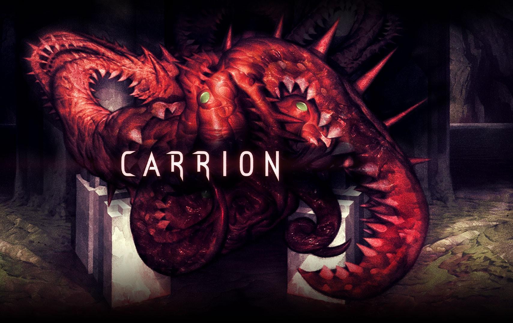 carrion debut game bafta 2021