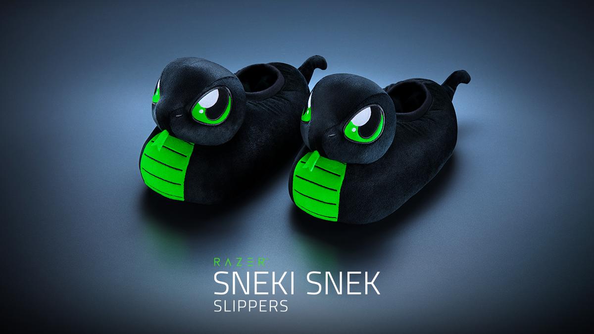 Razer Sneki Snek Slippers