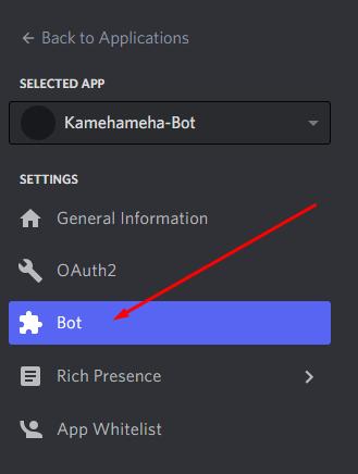 discord 04 como criar um bot no discord