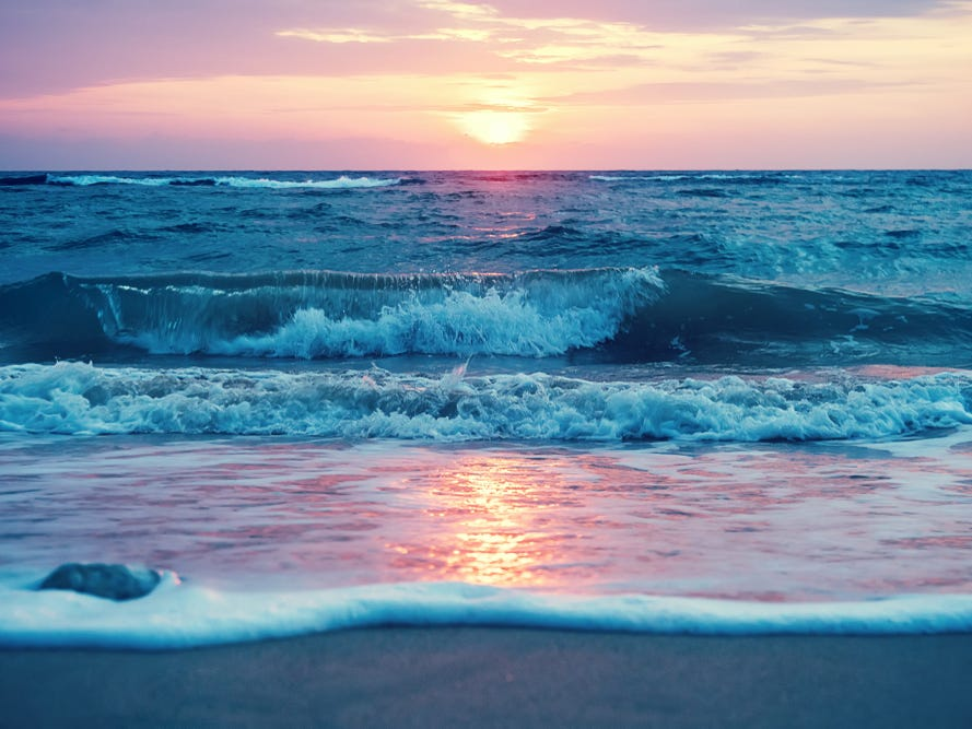 ocean oceano mar